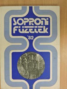 Baráth Zoltán - Soproni füzetek '82 [antikvár]