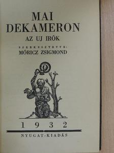 Bibó Lajos - Mai Dekameron [antikvár]