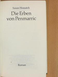 Susan Howatch - Die Erben von Penmarric [antikvár]