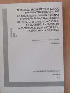 Fazekas Sándorné - Nemzetiségi iskolák Magyarországon, Szlovákiában és Szlovéniában [antikvár]