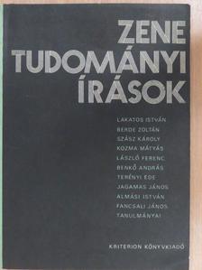 Almási István - Zenetudományi írások [antikvár]