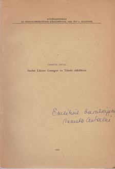 Németh Antal - Szabó Lőrinc Csongor és Tünde átköltése [antikvár]
