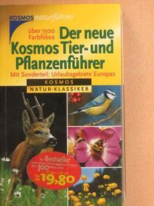 Erich Kretzschmar - Der neue Kosmos Tier- und Pflanzenführer [antikvár]