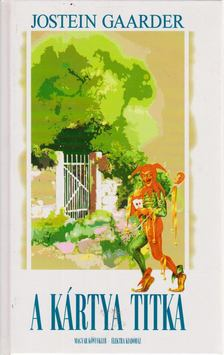 Jostein Gaarder - A kártya titka [antikvár]