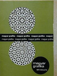 Ekker János - Magyar Grafika 1977/5. [antikvár]