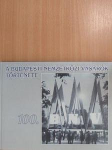 Kapalyag Imre - A Budapesti Nemzetközi Vásárok története [antikvár]