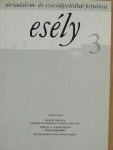 Balikó Márta - Esély 1998/3 [antikvár]