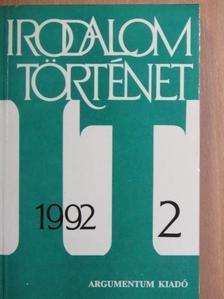 Bartha Antal - Irodalomtörténet 1992/2. [antikvár]