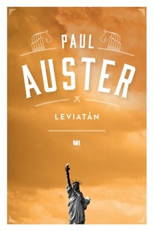 Paul Auster - Leviatán [eKönyv: epub, mobi]