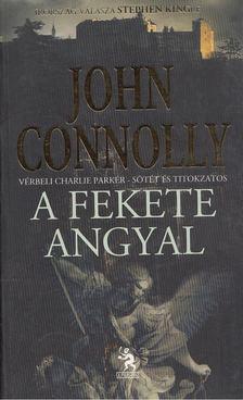 John Connolly - A fekete angyal [antikvár]