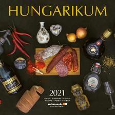 SmartCalendart - HUNGARIKUM NAPTÁR 2021 - 30X30