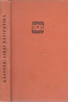 Erich Kästner - Lírai házipatika [antikvár]