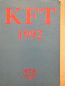 Dr. Koczka Erika - KFT 1992 [antikvár]