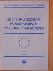 Gazdag Ferenc - Az Európai Közösség és Magyarország az 1990-es évek közepén [antikvár]