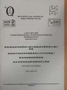 Lelkes Péter - A SECUREX 2000 [antikvár]