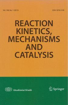 Fábián István - Reaction Kinetics, Mechanisms and Catalysis 108/1 [antikvár]