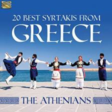 20 BEST SYRTAKIS FROM GREECE CD