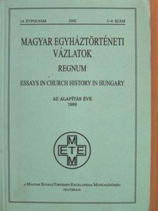 Bura László - Magyar Egyháztörténeti Vázlatok 2002/1-4. [antikvár]