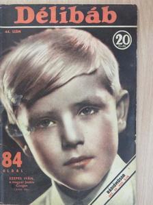 Barna Jenő - Délibáb 1938. október 29. [antikvár]