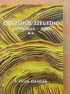 Csontos Márta - Szegedtől Szegedig - Antológia 2010 II. (töredék) [antikvár]
