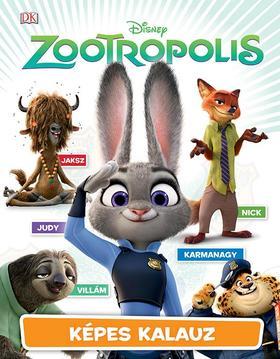 Disney - Zootropolis - Képes kalauz