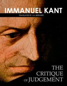 Immanuel Alapítvány - The Critique of Judgement [eKönyv: epub, mobi]