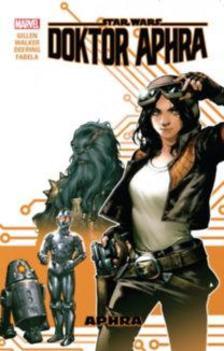 SZ - Star Wars: Doktor Aphra: Aphra - képregény