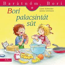 Liane Schneider - Bori palacsintát süt