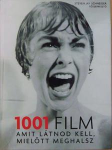 Bori Erzsébet - 1001 film, amit látnod kell, mielőtt meghalsz [antikvár]