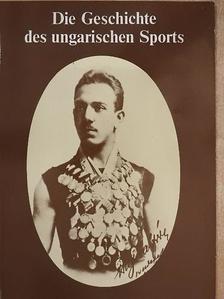 Boskovics Jenő - Die Geschichte des ungarischen Sports [antikvár]