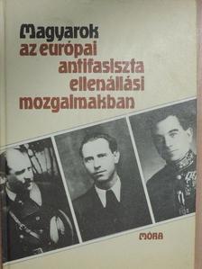 Filyó Mihály - Magyarok az európai antifasiszta ellenállási mozgalmakban [antikvár]
