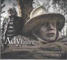 Ady Endre - ADY-HOBO A FÖLTÁMADÁS SZOMORÚSÁGA CD