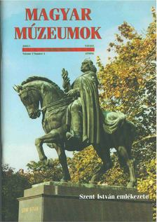 Selmeczi Kovács Attila - Magyar múzeumok 2001/1 [antikvár]