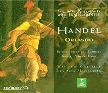 Handel - ORLANDO 3CD WILLIAM CHRISTIE