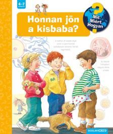 Doris Rübel - HONNAN JÖN A KISBABA? - MIT? MIÉRT? HOGYAN?