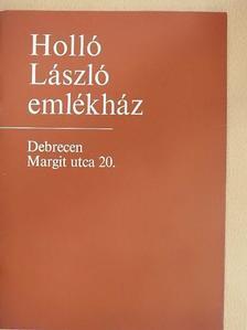 Sz. Kürti Katalin - Holló László emlékház [antikvár]