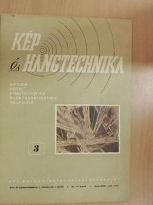 Barabás János - Kép- és hangtechnika 1955. augusztus [antikvár]