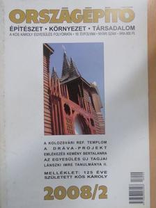 Bibza István - Országépítő 2008/2. [antikvár]