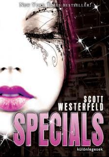 Scott Westerfeld - Különlegesek - KEMÉNY BORÍTÓS