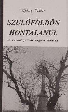 Ujváry Zoltán - Szülőföldön hontalanul [antikvár]