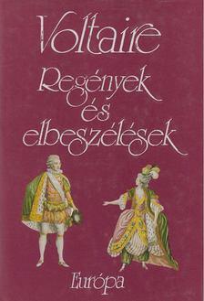 Voltaire - Regények és elbeszélések [antikvár]