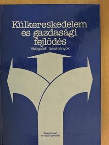 A. Lindbeck - Külkereskedelem és gazdasági fejlődés [antikvár]