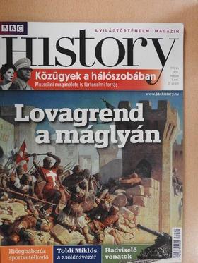 Csorba László - BBC History 2011. május [antikvár]