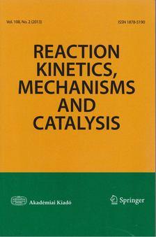 Fábián István - Reaction Kinetics, Mechanisms and Catalysis 108/2 [antikvár]