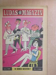 Brenner György - Ludas Magazin 1973/6. [antikvár]