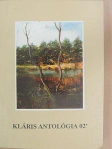 Aldobolyi Nagy Etelka - Kláris antológia '02 [antikvár]