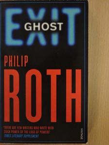 Philip Roth - Exit Ghost [antikvár]