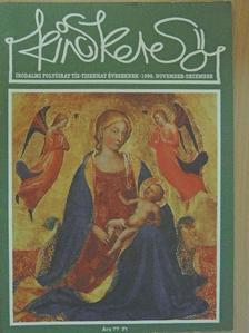 Buda Ferenc - Kincskereső 1996. november-december [antikvár]