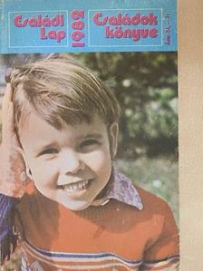 Dávid József - Családok könyve 1982 [antikvár]