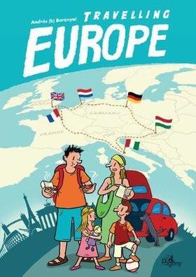 Baranyai András - Travelling Europe